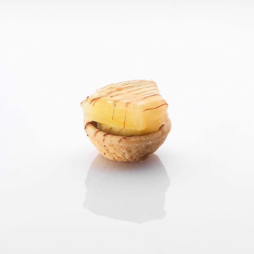 Patisserie: Fruchttörtli mit Ananas