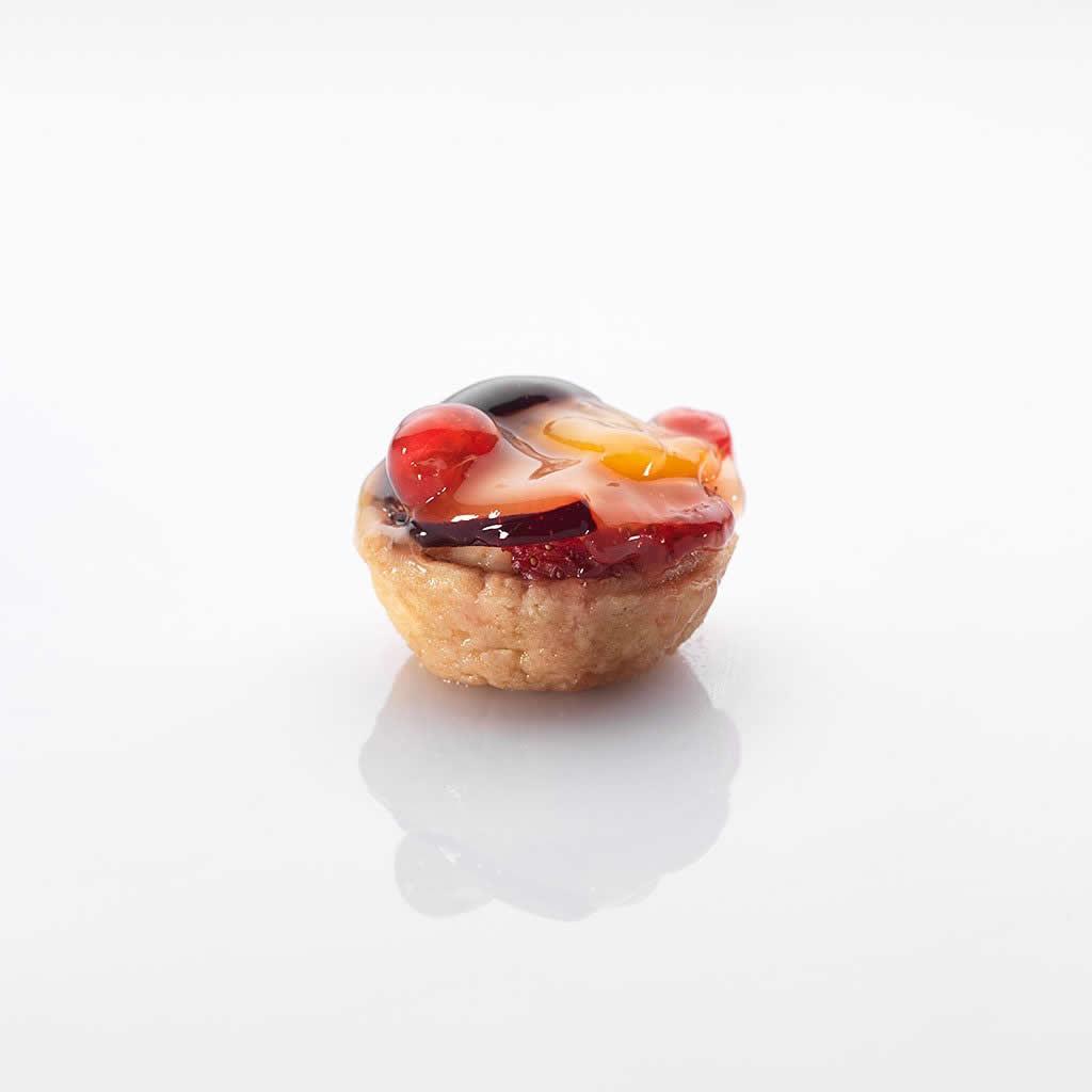Patisserie: Fruchttörtli Tuttifrutti