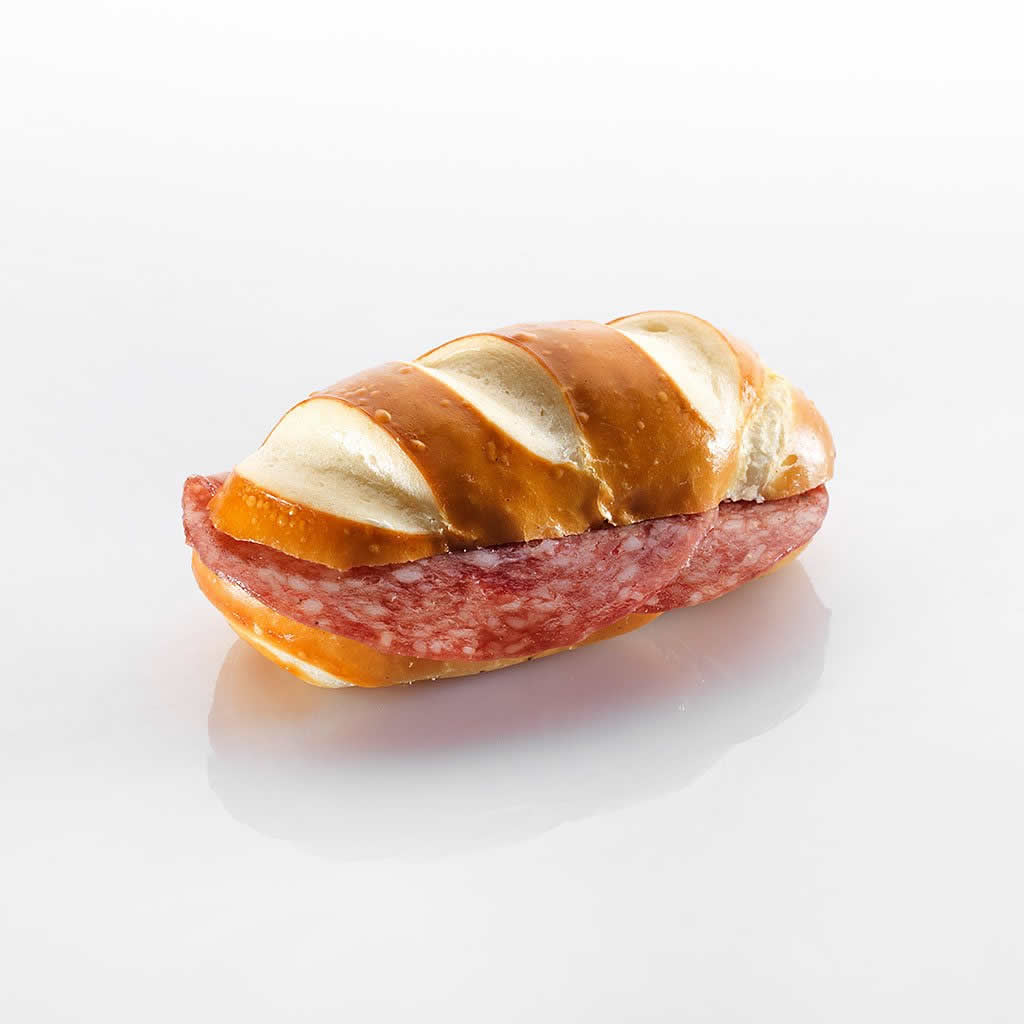 Mini-Sandwich: Salamighetti