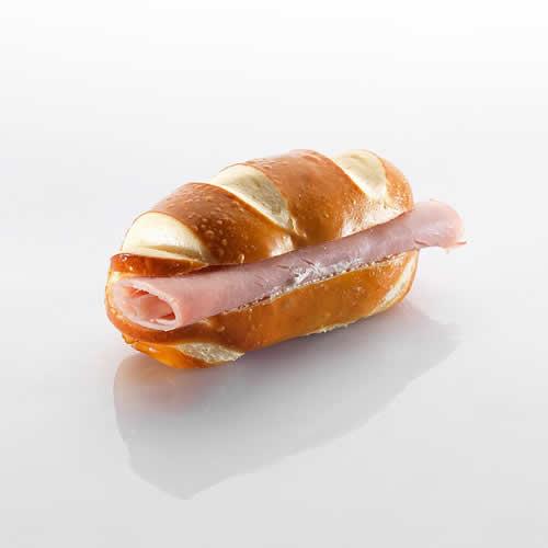 Mini-Sandwich: Schinkenmighetti