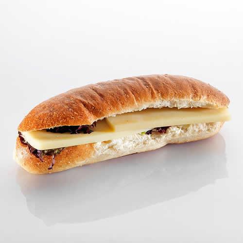Sandwich: Käsebrotli