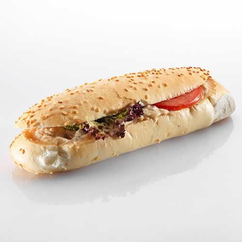 Sandwich: Sesam-Thon
