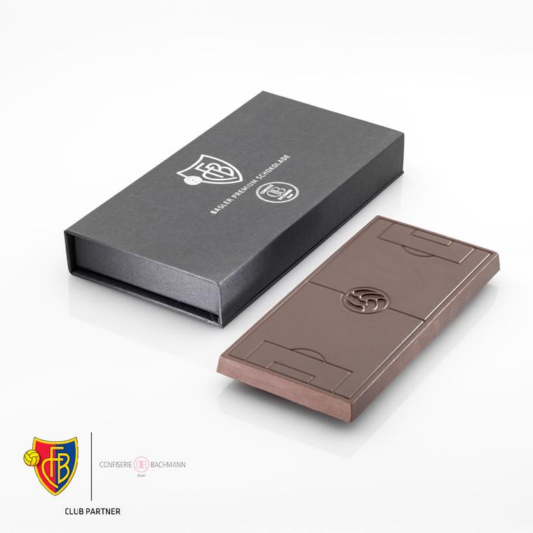 FCB Schokolade (dunkel)