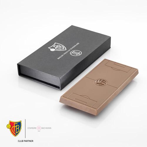 FCB Milchschokolade (dunkel)