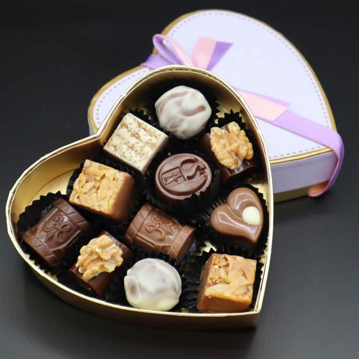 FCB Weisse Schokolade